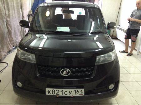 Toyota bB 2009 - отзыв владельца