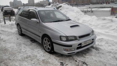 Toyota Caldina 1997 отзыв автора | Дата публикации 28.02.2014.