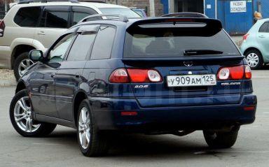 Toyota Caldina 2001 отзыв автора | Дата публикации 15.08.2014.