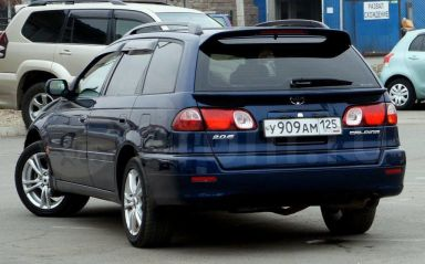 Toyota Caldina, 2001