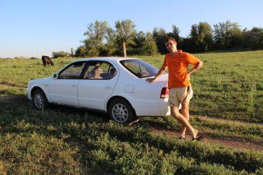 Toyota Camry 1994 отзыв автора | Дата публикации 10.05.2013.