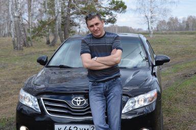 Toyota Camry, 2010