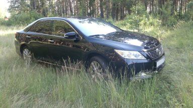 Toyota Camry, 2012
