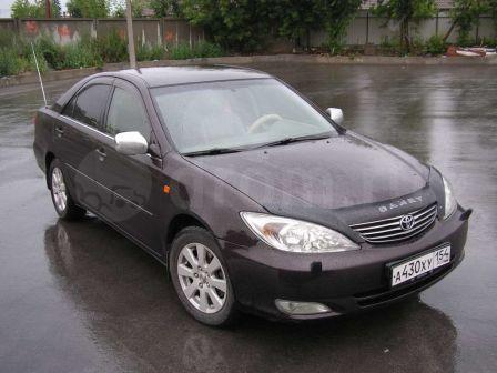 Toyota Camry 2004 - отзыв владельца