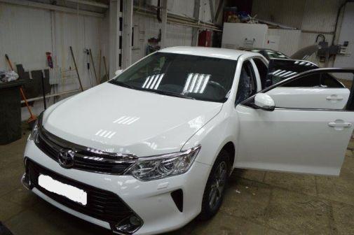 Toyota Camry 2014 - отзыв владельца