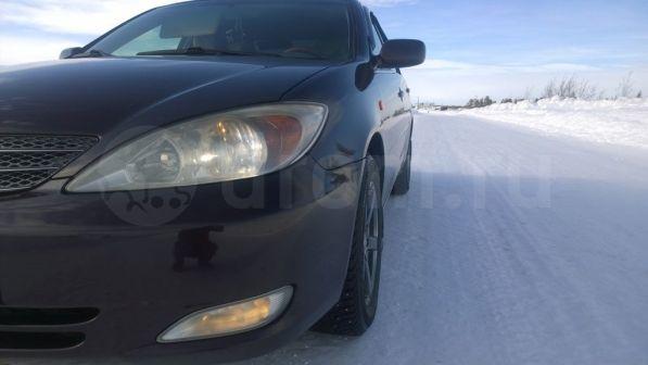 Toyota Camry  - отзыв владельца