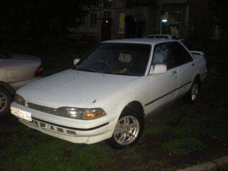 Toyota Carina 1989 - отзыв владельца