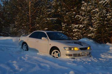 Toyota Carina ED 1996 отзыв автора | Дата публикации 31.03.2011.