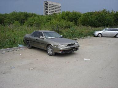 Toyota Carina ED, 1989