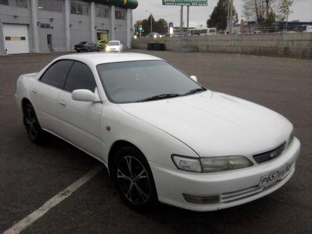 Toyota Carina ED 1995 - отзыв владельца