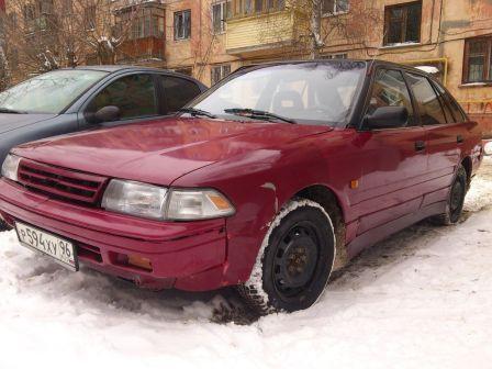 Toyota Carina II 1990 - отзыв владельца