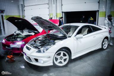 Toyota Celica, 1999