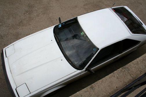 Toyota Celica 1984 - отзыв владельца