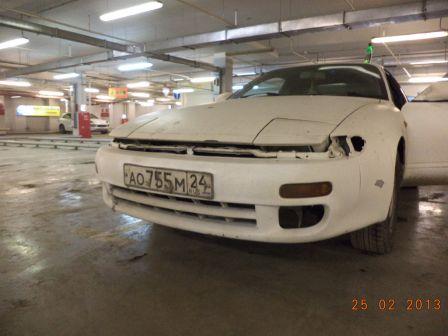 Toyota Celica 1991 - отзыв владельца