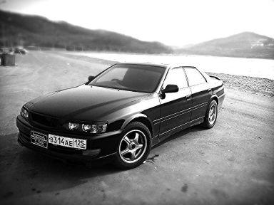 Toyota Chaser 1997 отзыв автора | Дата публикации 08.03.2014.