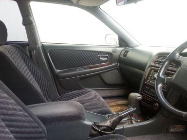 Toyota Chaser 1997 отзыв автора | Дата публикации 06.12.2014.