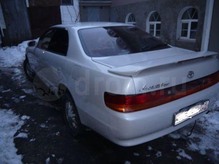 Toyota Chaser 1994 - отзыв владельца