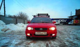 Toyota Corolla, 2001