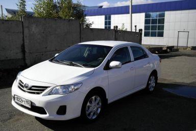 Toyota Corolla 2011 отзыв автора | Дата публикации 13.10.2013.