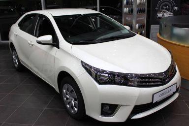 Toyota Corolla 2013 отзыв автора | Дата публикации 09.12.2013.