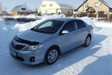 Toyota Corolla 2011 отзыв автора | Дата публикации 09.02.2014.