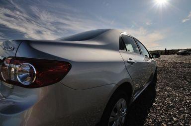 Toyota Corolla 2012 отзыв автора | Дата публикации 10.08.2014.