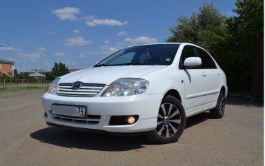 Toyota Corolla, 2006