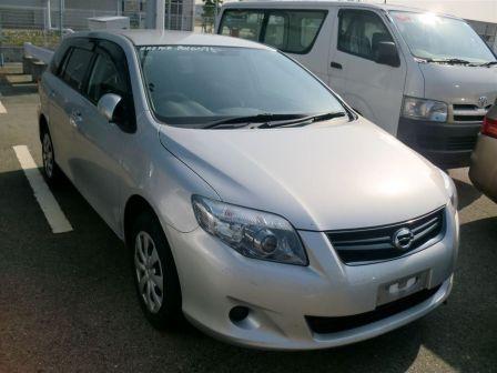 Toyota Corolla Fielder 2010 - отзыв владельца