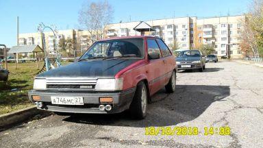 Toyota Corolla II, 1983