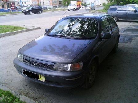 Toyota Corolla II 1991 - отзыв владельца