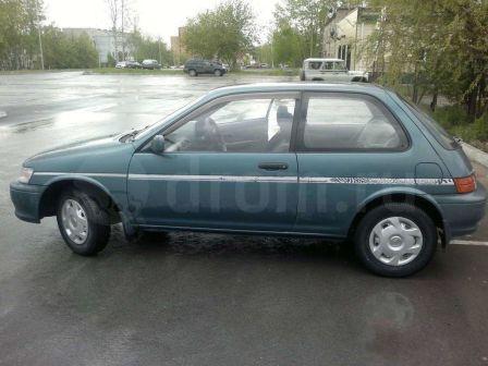 Toyota Corolla II 1994 - отзыв владельца