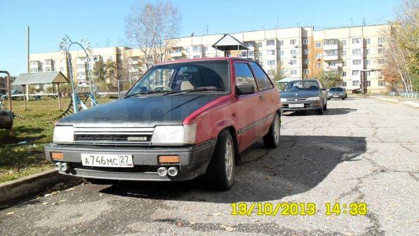 Toyota Corolla II 1983 - отзыв владельца
