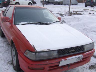 Toyota Corolla Levin, 1991