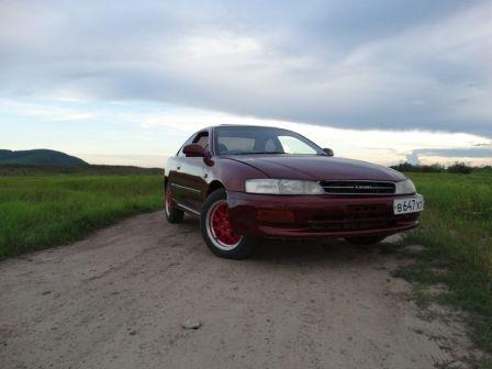 Toyota Corolla Levin 1992 - отзыв владельца