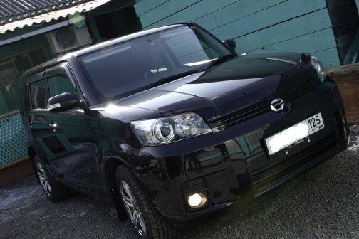 Toyota Corolla Rumion 2009 - отзыв владельца