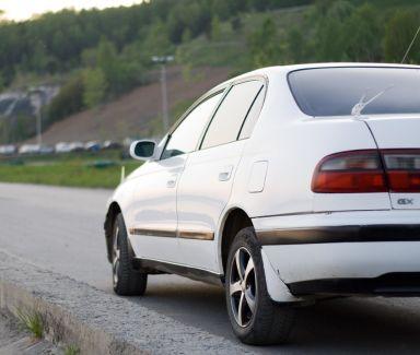 Toyota Corona 1995 отзыв автора | Дата публикации 20.12.2013.