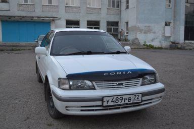 Toyota Corsa 1998 отзыв автора | Дата публикации 21.09.2014.