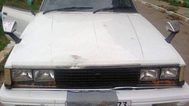 Toyota Cresta 1980 отзыв автора | Дата публикации 08.02.2014.