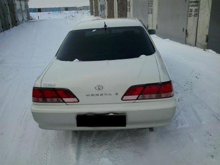 Toyota Cresta 1998 - отзыв владельца