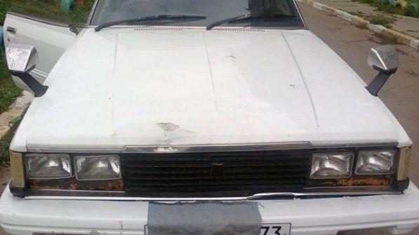 Toyota Cresta 1980 - отзыв владельца