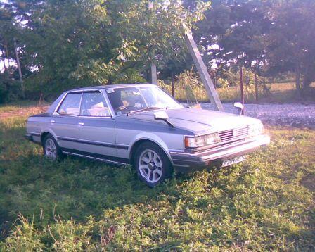 Toyota Cresta 1981 - отзыв владельца