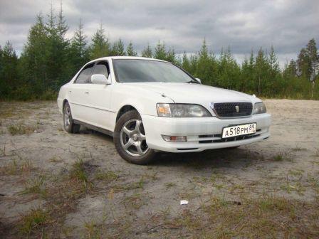 Toyota Cresta 2001 - отзыв владельца