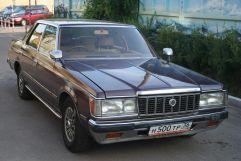 Toyota Crown, 1980