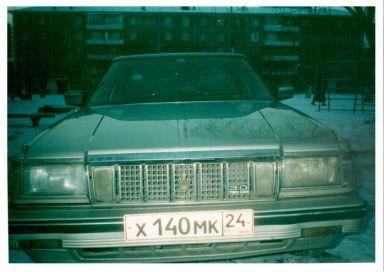Toyota Crown 1986 отзыв автора | Дата публикации 28.01.2014.