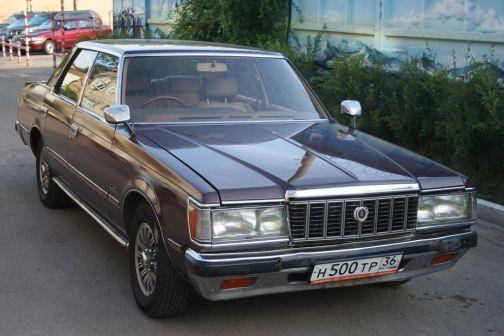Toyota Crown 1980 - отзыв владельца