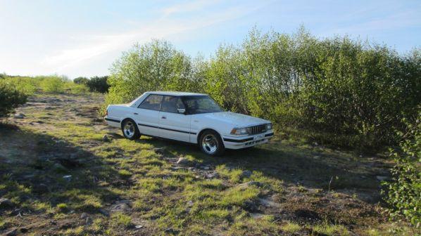 Toyota Crown 1986 - отзыв владельца