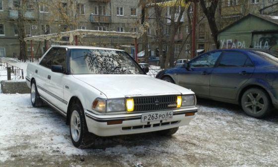 Toyota Crown 1988 - отзыв владельца