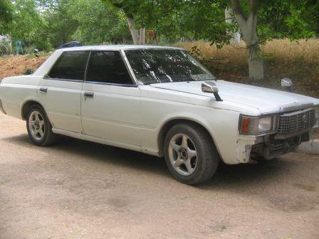Toyota Crown 1981 - отзыв владельца