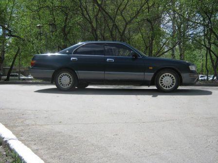 Toyota Crown 1994 - отзыв владельца