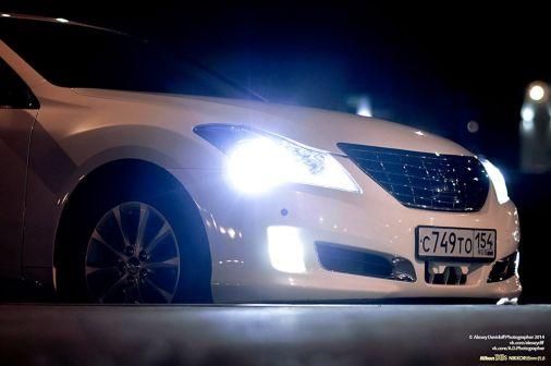 Toyota Crown 2009 - отзыв владельца